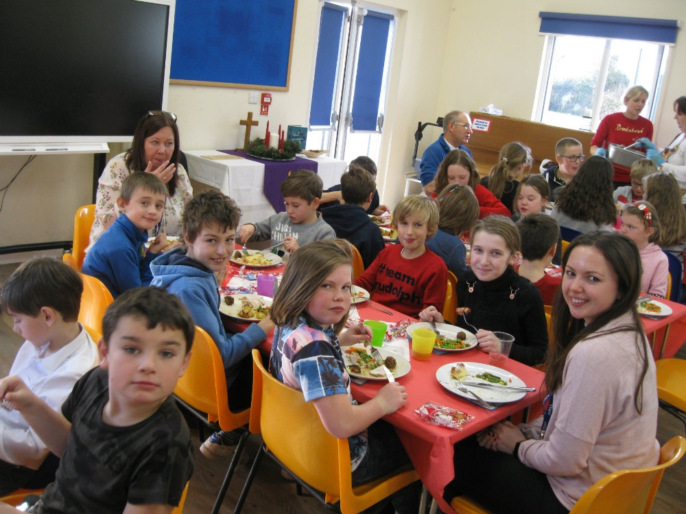 Christmas Lunch 11r