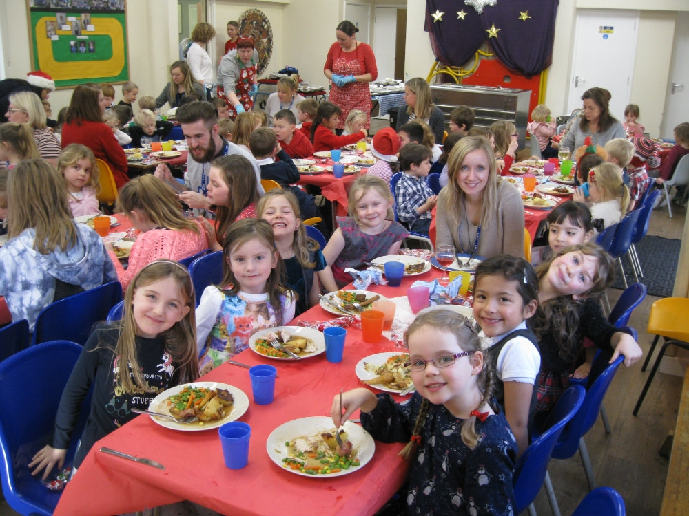 Christmas Lunch 9r