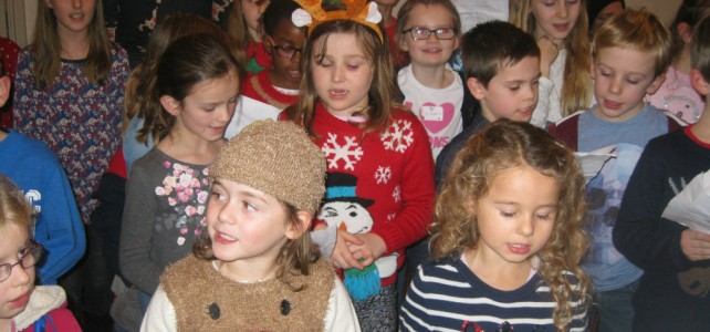 Carol Singing at Claydon House