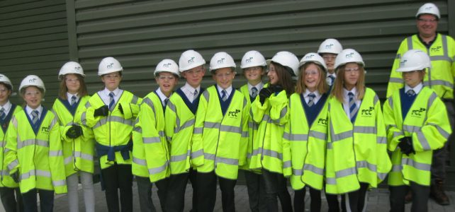 Visit to the Greatmoor Waste Facility