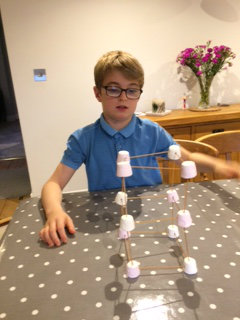 Alex Marshmallow Tower