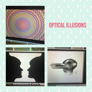 Chloe Optical Illusions