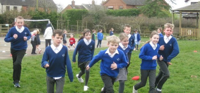 A Mile for Sports Relief