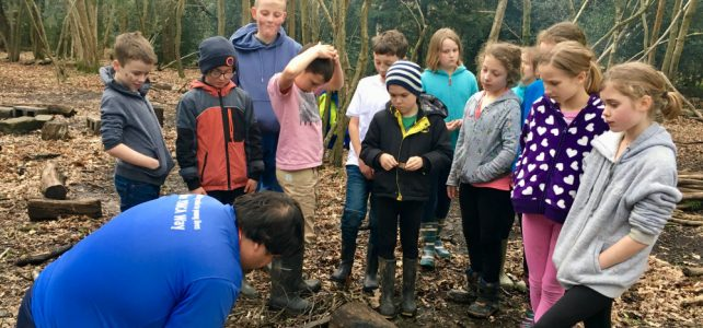 Years 5 & 6 Residential Trip – Fire Building