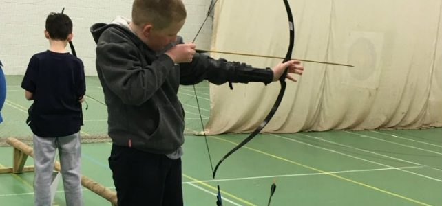 Years 5 & 6 Residential Trip – Archery