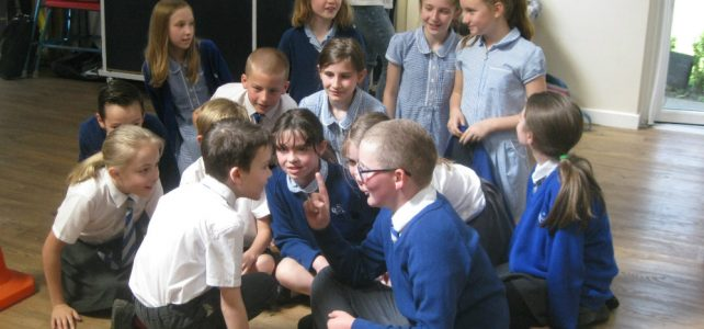 Arc Theatre Workshop for Years 5 & 6