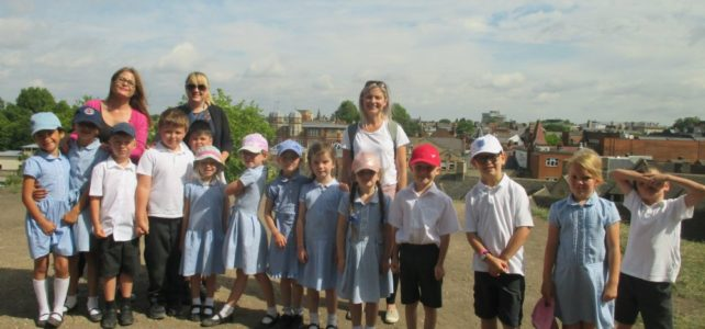 Years 1 & 2 Trip to Oxford Castle