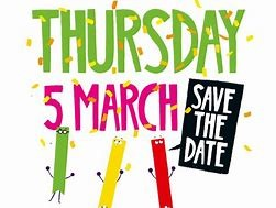 World Book Day Celebration Letter February 2020