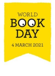 World Book Day Thursday 4th March 2021